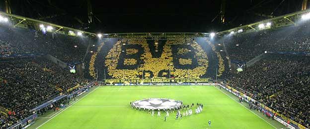 BVB's sud tribune