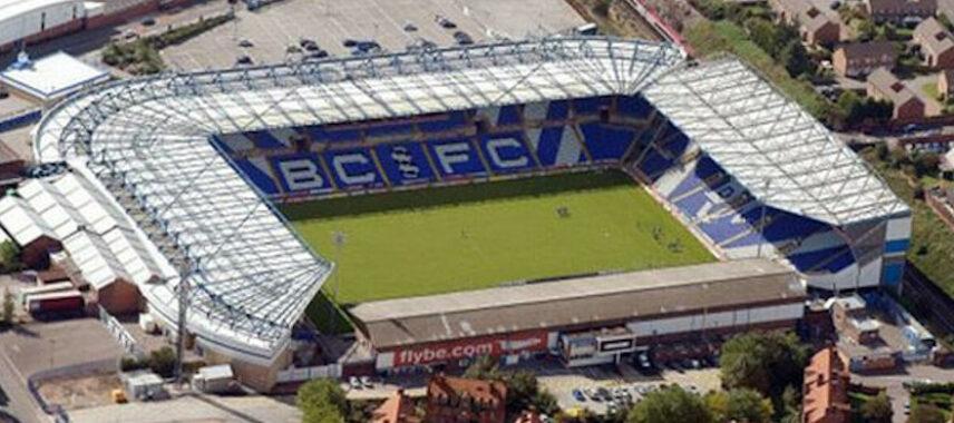 St Andrew's - Birmingham City Stadium