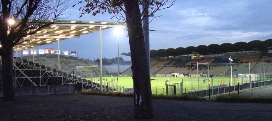 External view of Stade Jean Bouin Angers