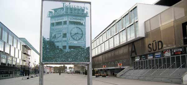 Stade de Suisse exterior