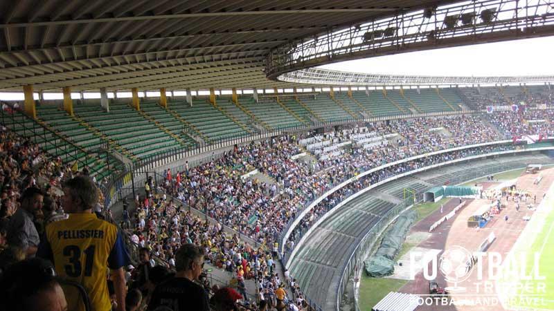 Stadio Marc Antonio Bentegodi Verona Football Tripper