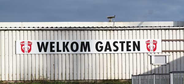 Stadion Krommedijk exterior