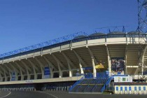 Exterior view of Stadion Na Stinadlech