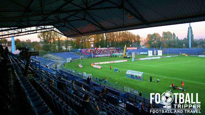 Stadion Miejski Ruchu - Ruch Chorzów | Football Tripper