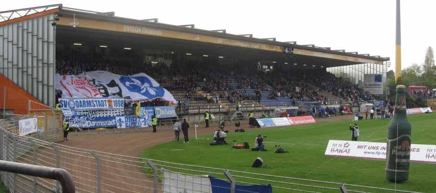 inside stadion am bollenfalltor matchday