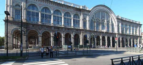 Porta Nuova Torino Station