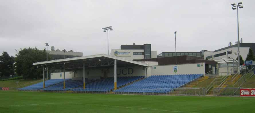 UCD Bowl main stand