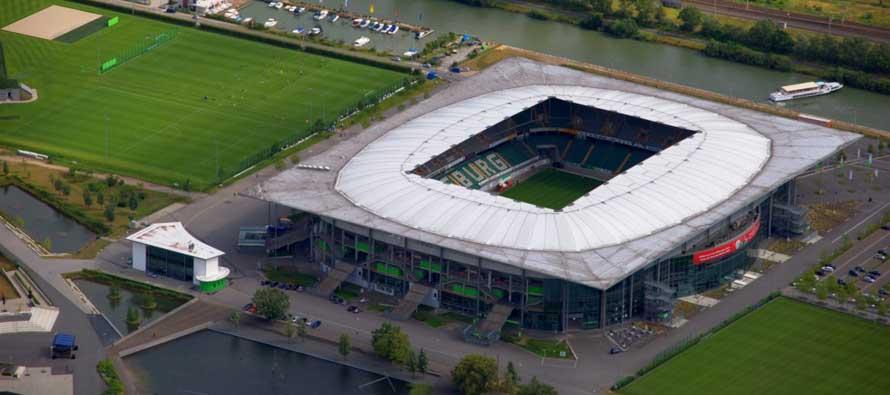 Volkswagen Arena Vfl Wolfsburg Guide Football Tripper