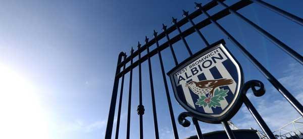West Bromwich Albion gates