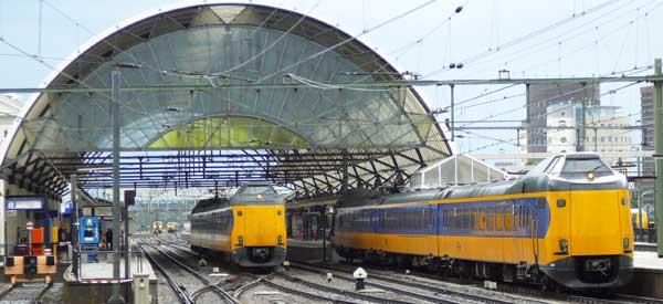 Zwolle Railway Station