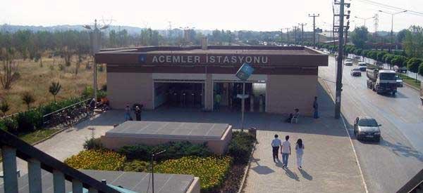 Acemler Metro Station