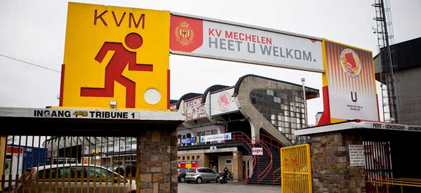AFAS Stadium entrance