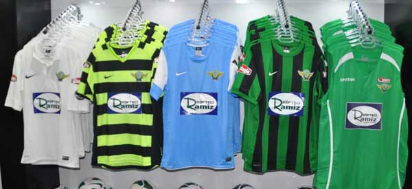 The Akhisar Belediyespor Club Shop