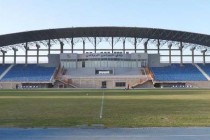 Farwaniya Stadium's main stand