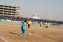 Ongoing match at Al Quwa Al Jawiya