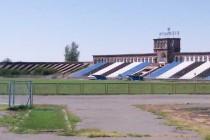 Main stand of Alashkert Stadium