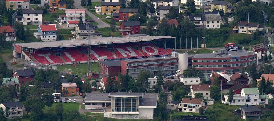 Alfheim Stadion exterior