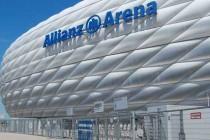 Allianz Arena exterior