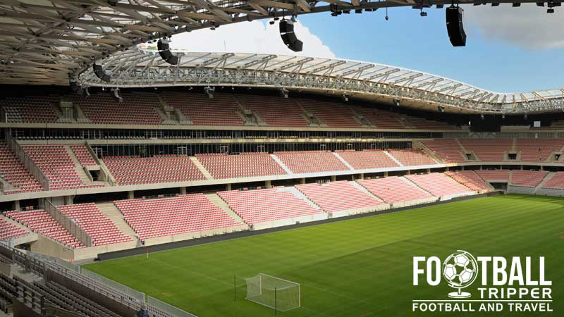 Allianz Arena Munich Seating Plan Bayern Munich Vs