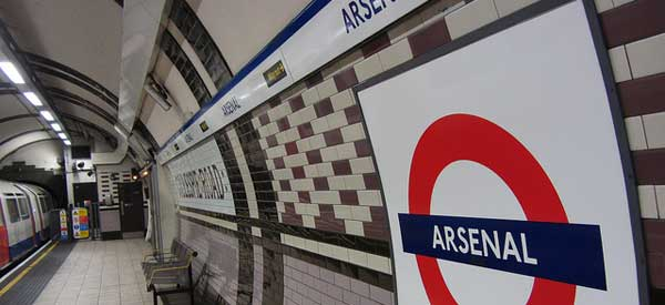 arsenal-tube-station