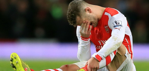 There There Jack Wilshere... One day you will move to Man City and actually win a league title!