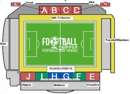 Aspmyra Stadion seating chart
