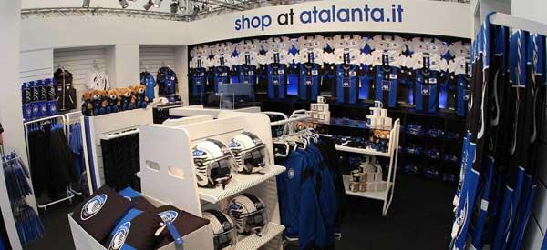 Inside Atalanta Store