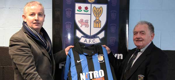 Athlone Town Nike Home Shirt