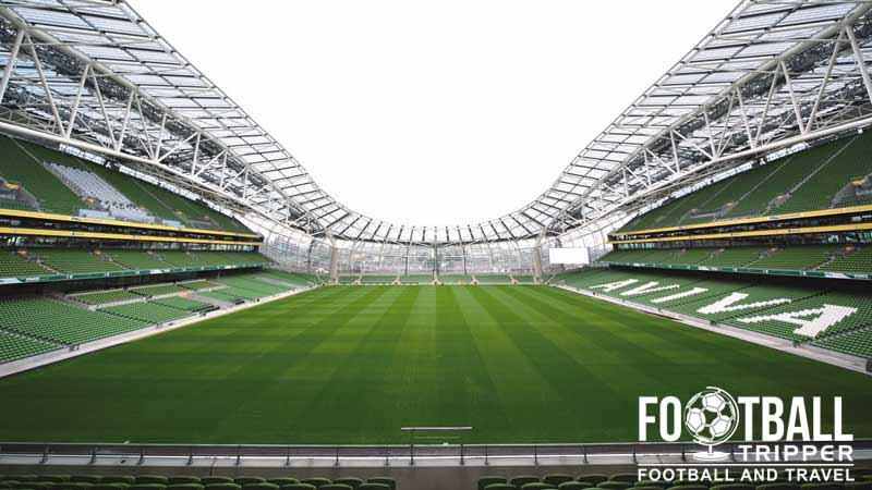 Aviva Dublin Seating Plan Aviva Stadium Aviva Stadium