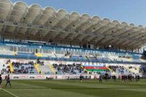 Azersun Arena main stand