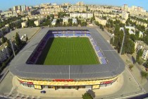 Aerial view of Bakcell Arena