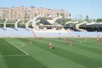The main stand of Banants Stadium