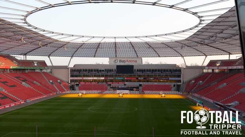 BayArena Stadium - Bayer Leverkusen Guide | Football Tripper