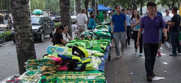 beijing-guoan-fc-scarf-sellers