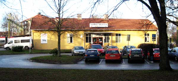 Berhn Train Station