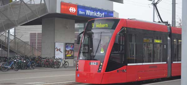 Bern Wankdorf Station
