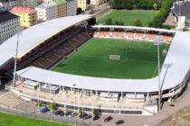 toolon football stadium aerial