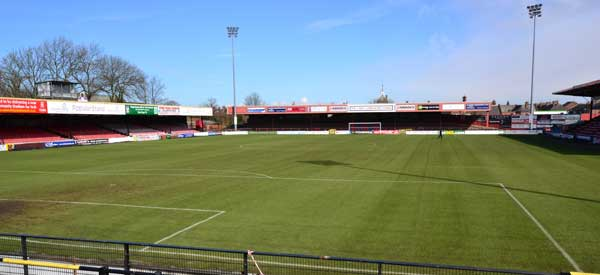 Bootham Crescent Pitch