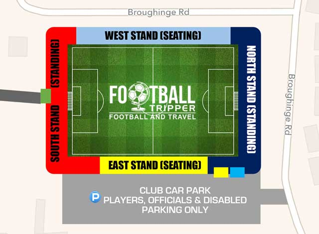 Meadow Park Borehamwood seating plan