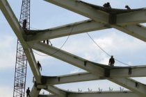 brazilian construction workers