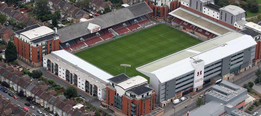 Image result for leyton orient stadium