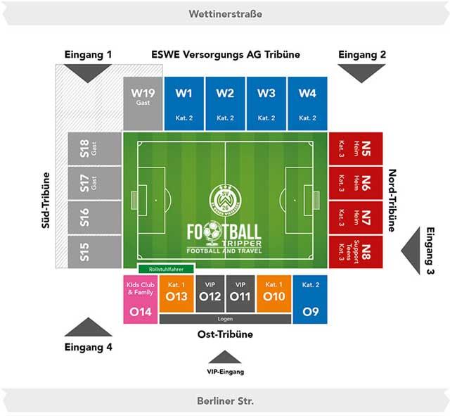 Brita-Arena seating plan