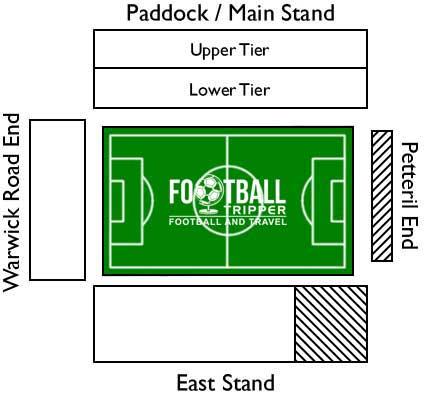 Brunton Park Seating Plan