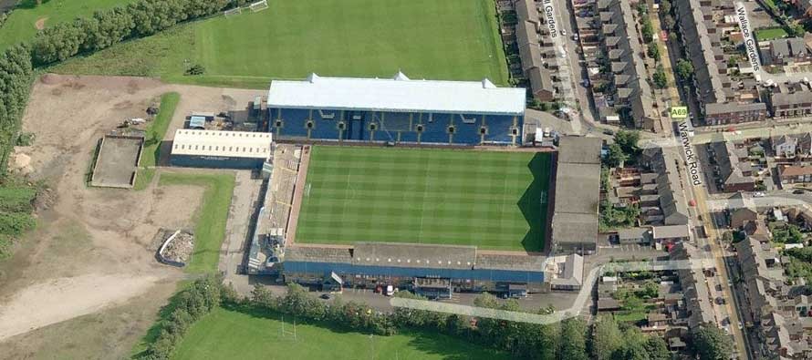 brunton park three roof stand
