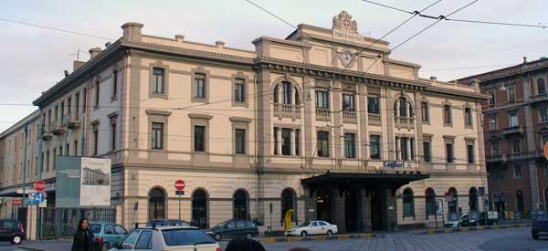 Cagliari Station