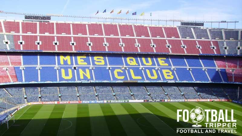 camp nou - f.c barcelona travel guide | football tripper
