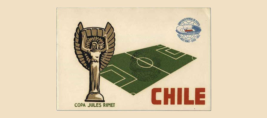 Chile Official Logo 1962 WC