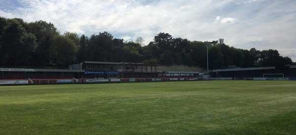 Crabble Athletic Ground