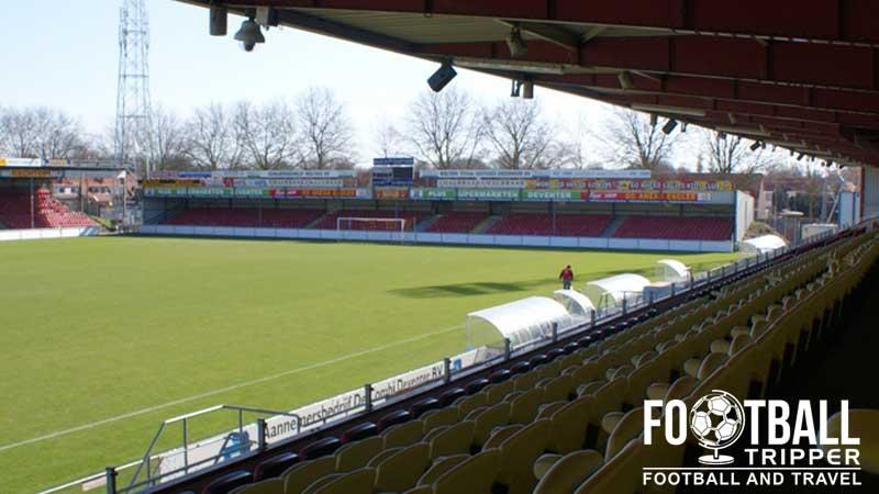 De Adelaarshorst stadion - Go Ahead Eagles   Football Tripper