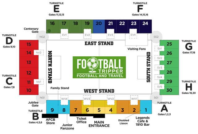 dean-court-stadium-bournemouth-seating-plan